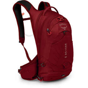 Osprey Raptor 10 Hydration Backpack Herren wildfire red